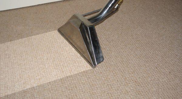 Моющий пылесос сможет помочь оперативно почистить ковролин