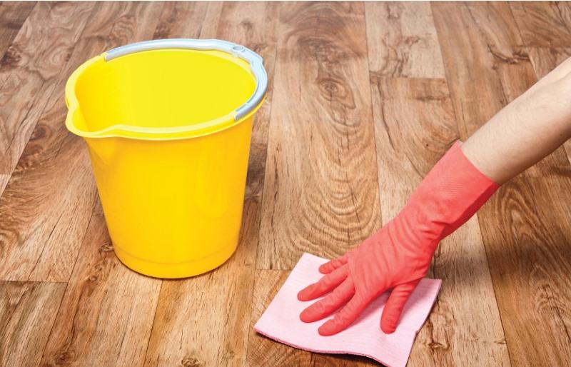 Чем отмыть ламинат в домашних условиях 656