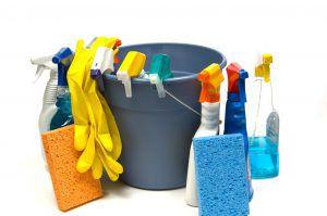 Чем почистить линолеум
