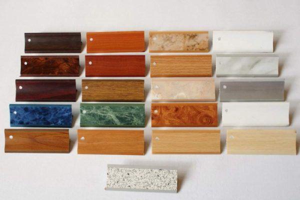 Разнообразие пластиковых плинтусов