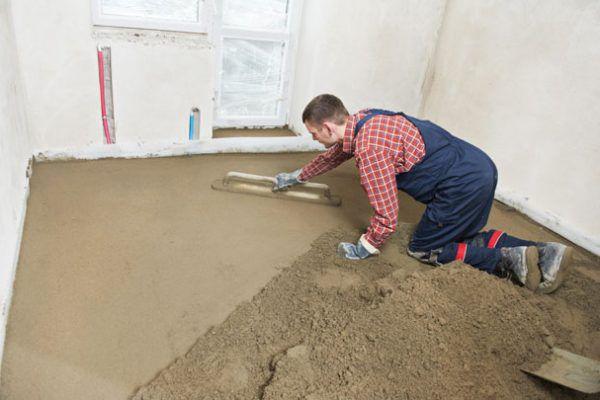 Демпферная лента — панацея от растрескивания (разрушения) бетона