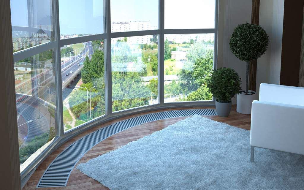 Пластиковое окно на лоджию rehau от дизайн пласт - строитель.