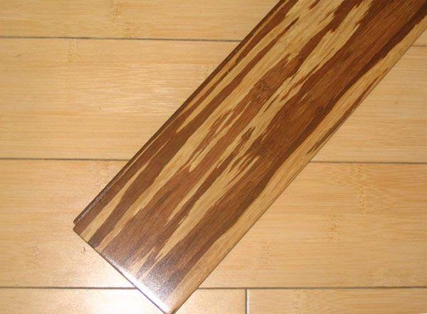 Бамбуковое напольное покрытие обходится дешевле, чем обычное деревянное