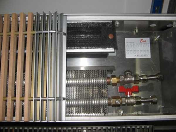 Для увеличения мощности ставят тангенциальные вентиляторы
