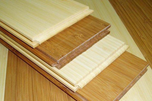Доски на пол из бамбука