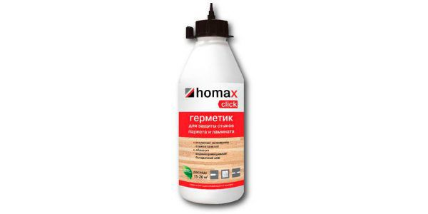 Эластичный герметик Homax Click