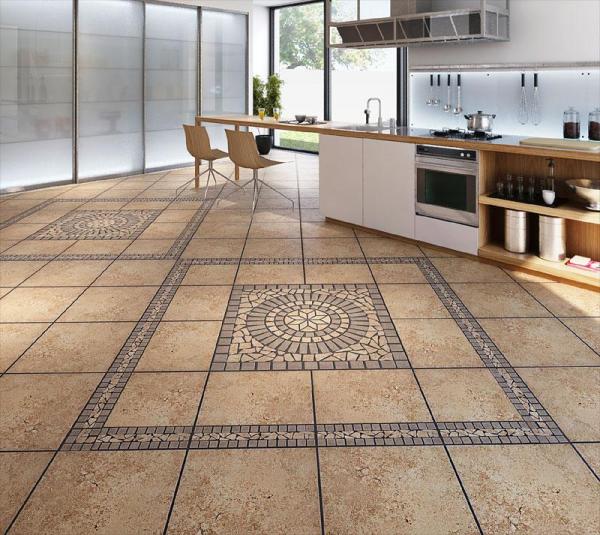 Керамическая плитка для отделки кухни