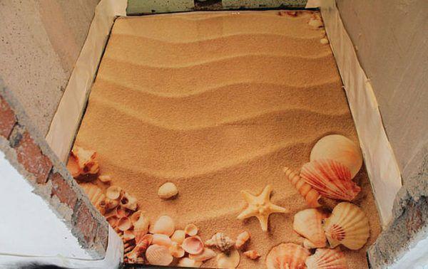 Кусочек моря в вашей ванной