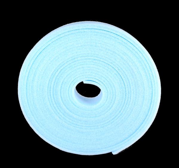 Лента кромочная демпферная 100мм х 20м