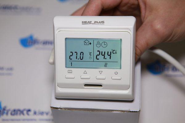 Терморегулятор для теплого пола TOP FLOOR M6.716
