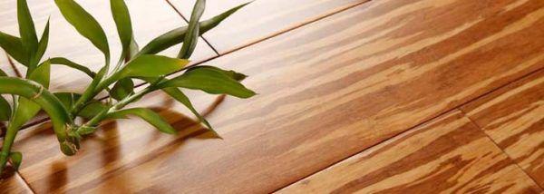 У бамбукового пола есть свои плюсы и минусы