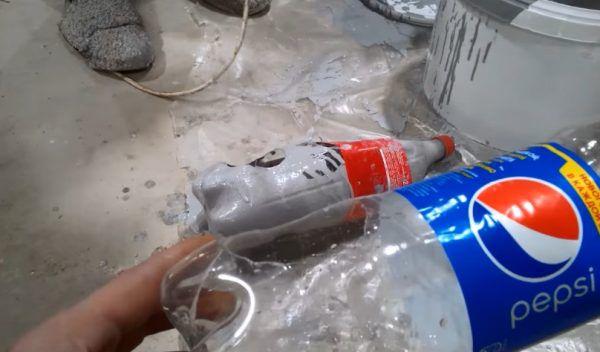 Приспособление для заливки герметика