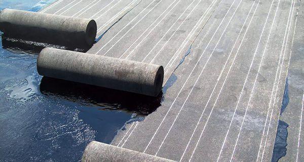 Битумно-рулонная гидроизоляция
