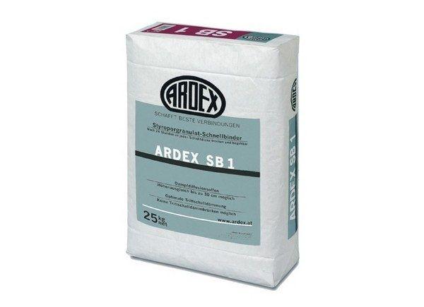 Быстросхватывающийся цемент ARDEX SB 1
