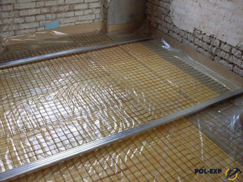 Гидроизоляция земляного пола в доме купить сахарная мастика в луганске