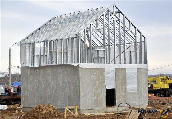Обшивка каркасных конструкций с использованием цементно-стружечных плит – разумное решение