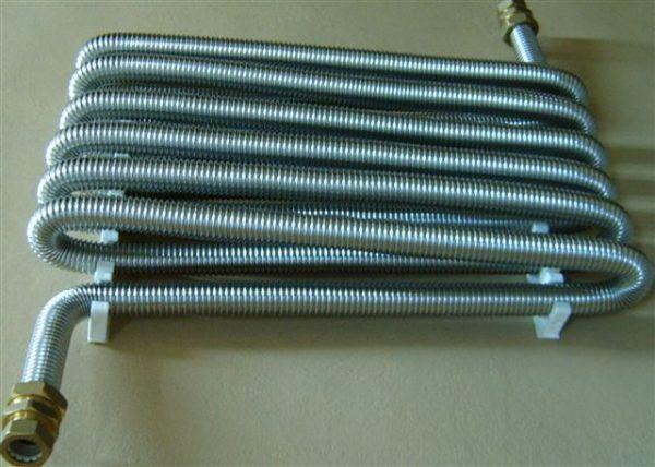 Плюсы и минусы гофрированных металлических труб