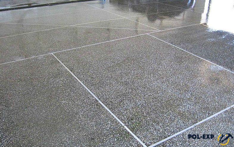 Мозаичный бетон бетон воронежская