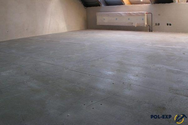 Цементно-стружечная плита для пола