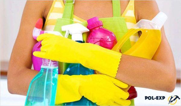 Что потребуется для мытья ламината