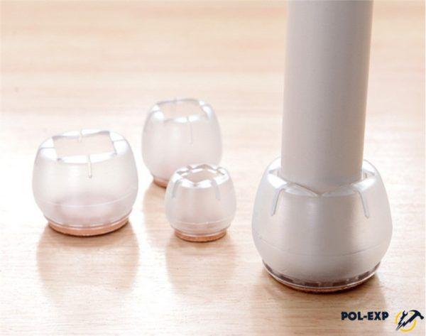 Колпачки на ножки мебели