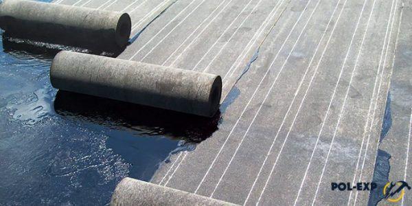 Рулонная гидроизоляция «горячего» нанесения