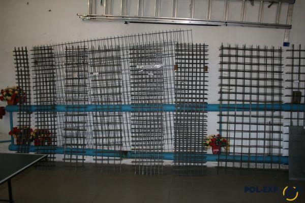 Виды армирующих сеток для стяжки