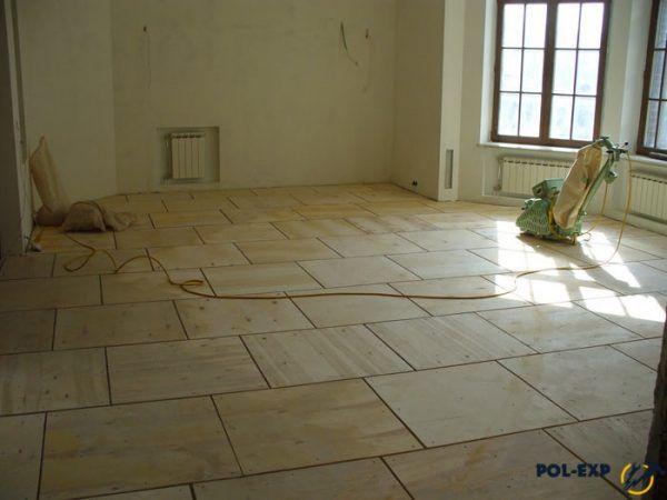 Фанера на пол: толщина на деревянный пол