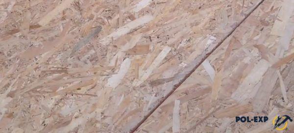 Настил крупногабаритных самонесущих плит