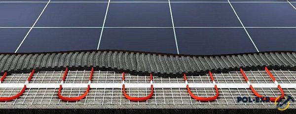 Электрический кабельный пол