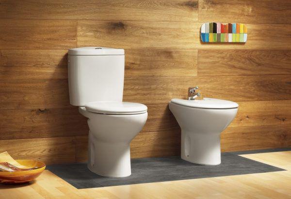 Как установить унитаз в частном доме на деревянный пол