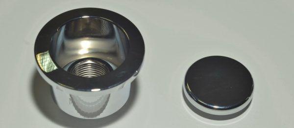 Кнопка слива однорежимная