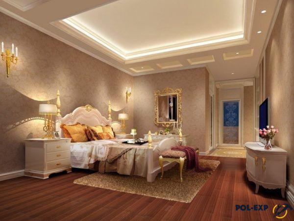 Выбираем ламинат для спальни правильно