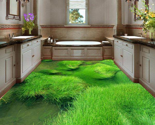 Наливной пол светло зеленого цвета гидроизоляция ризолин фса