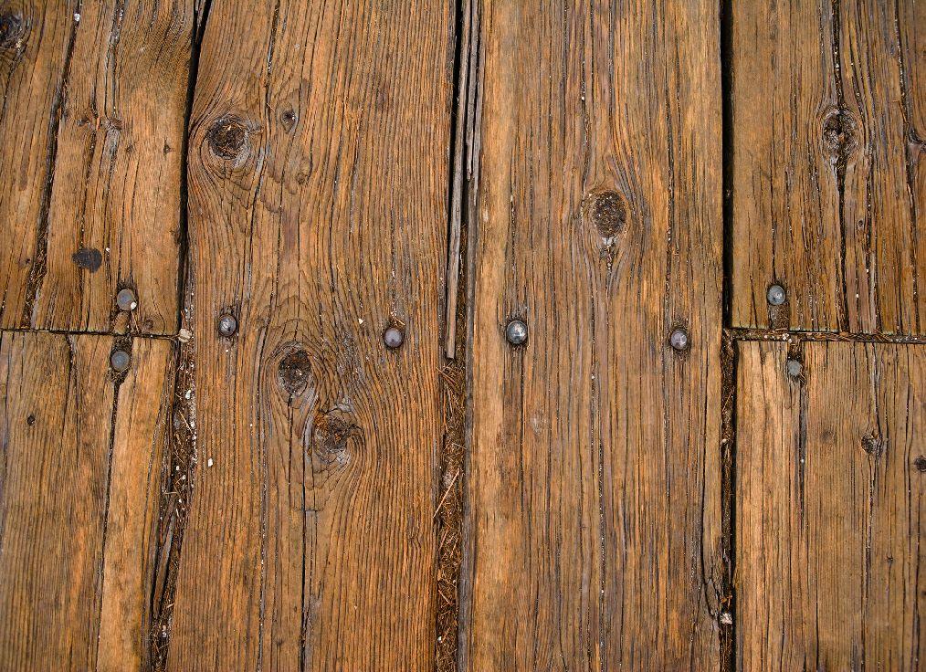 фото пол деревянный