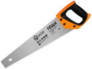 Любой пилящий инструмент (ножовка, лобзик)