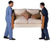 Как передвинуть тяжелую мебель по линолеуму