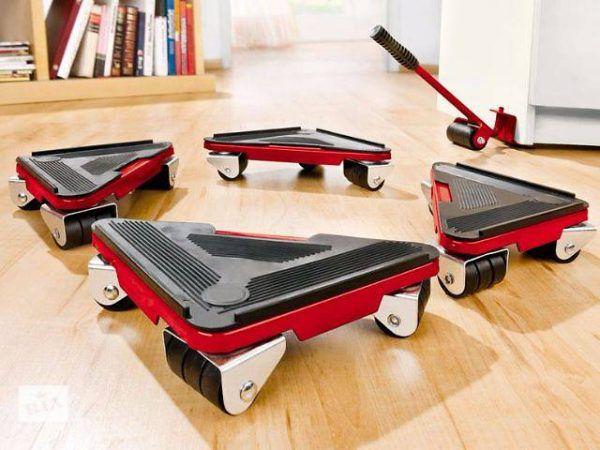 Набор для передвижения мебели