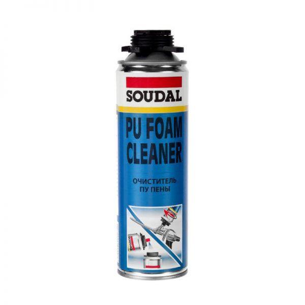 Очиститель монтажной пены Soudal