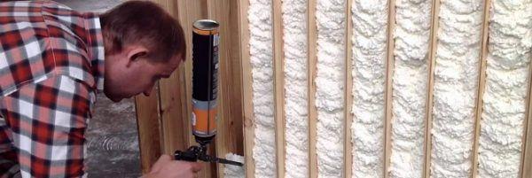 Полиуретановая монтажная пена — необходимый герметик в строительстве