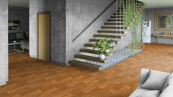 Применение линолеума в жилом помещении