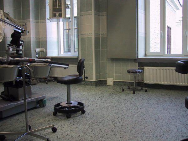 Применение токопроводящего линолеума в медицине