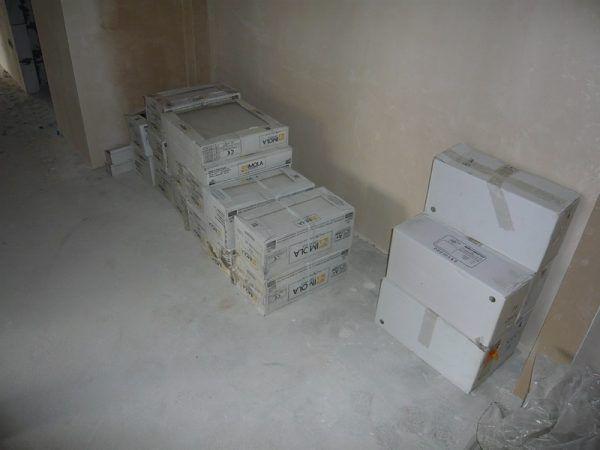 Рассчитываем керамическую плитку на пол