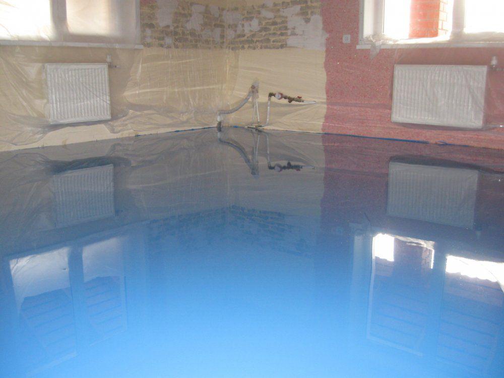 Жидкий линолеум или наливной пол отечественный краски для стен и потолков для цеха