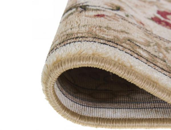 У полипропиленовых ковров привлекательная цена и богатая палитра