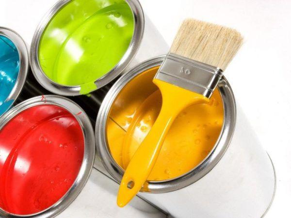 Выбираем краску для плитки