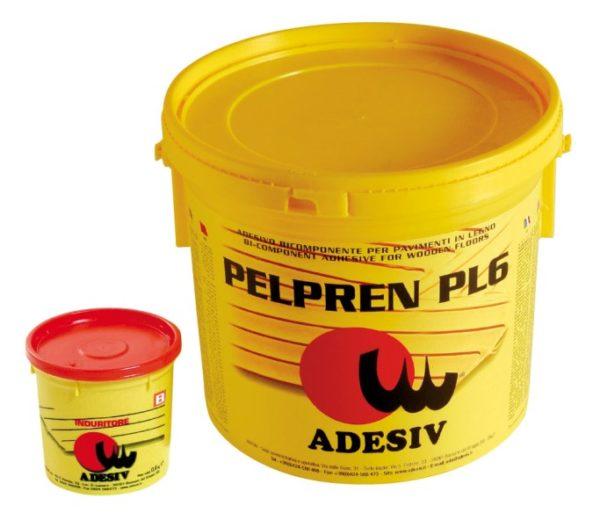 Adesiv pelpren PL6 двухкомпонентный паркетный клей