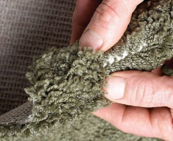 Чем высшую плотность имеет ковер, тем он более теплый и износостойкий