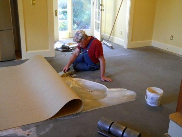 Дисперсионные составы абсолютно безопасны, они не токсичны и рекомендованы к использованию в жилых помещениях