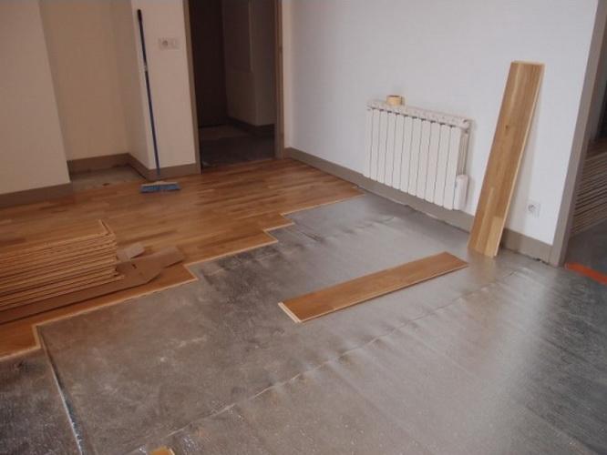 Укладка ламината на неровный деревянный пол: личный опыт 37